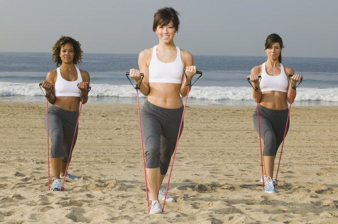 Nike Resistance Band Exercises