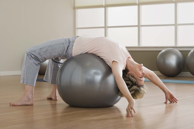 Stretches for a Herniated Disc