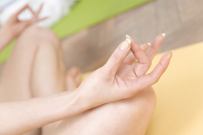 Can You Lose Weight in Your Hands?