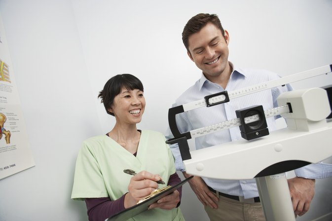 The Ideal Body Weight for Large-Boned People | LIVESTRONG.COM
