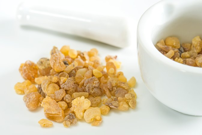 Boswellia & Curcumin for Inflammation
