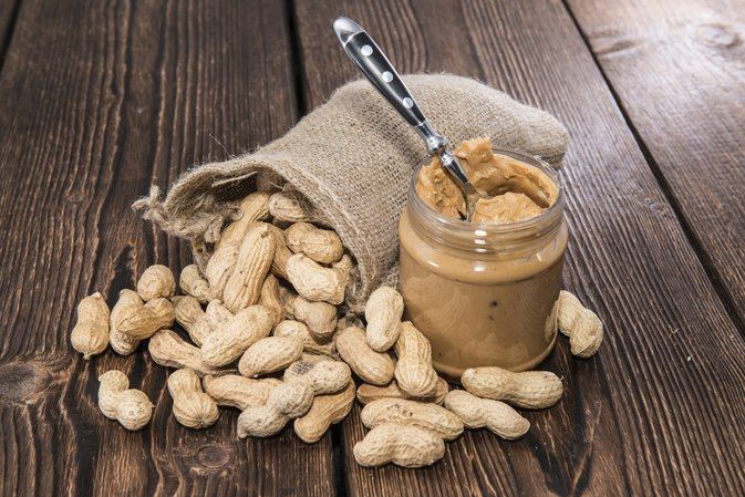 Is Peanut Butter High in Iron?