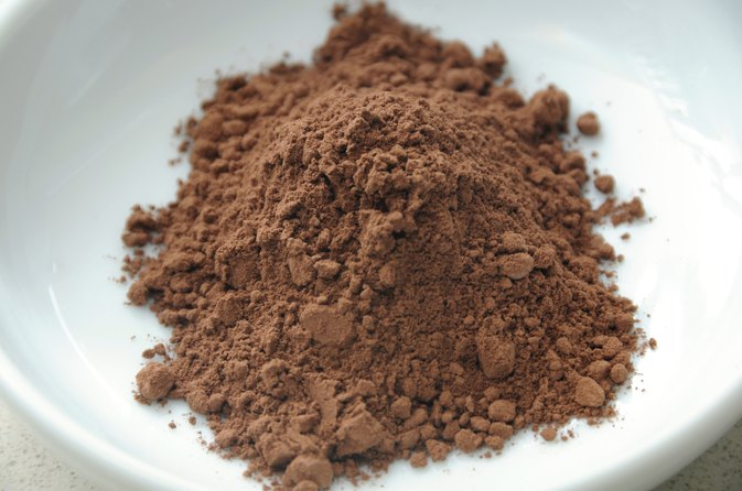 Nutritional Facts of Pure Cocoa