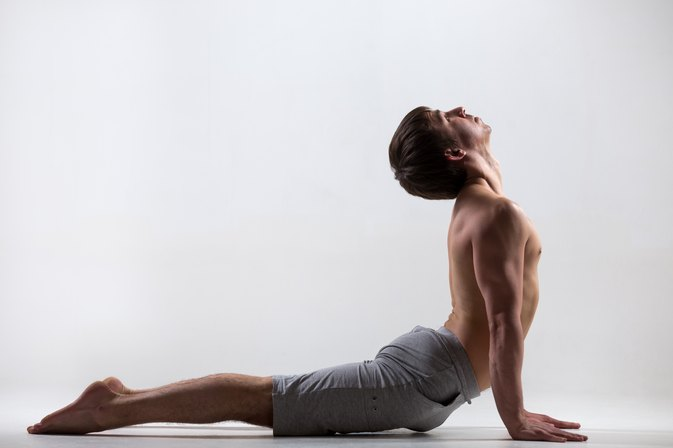 Exercises for the Lower Spine Locked in a Right Rotation