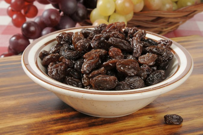 Raisins and Weight Loss