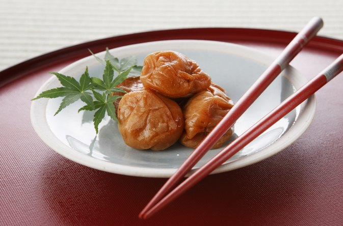 The Health Benefits of Pickled Umeboshi Plums