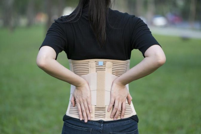 Safe Exercise for a Fractured Back
