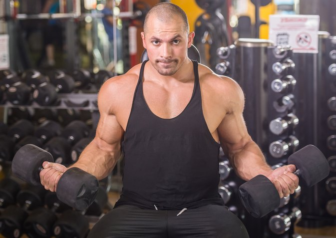 The Best Exercises to Get Huge Cut Arms Fast