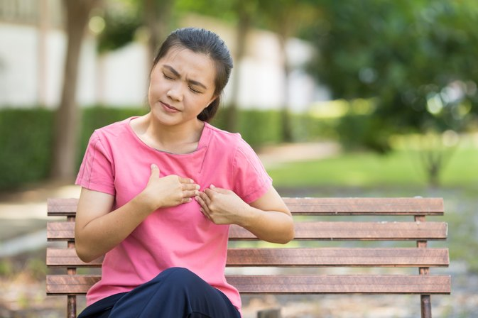 Causes for an Elevated Heart Rate