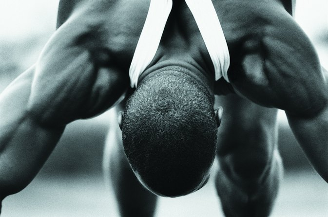 How to Build an Athletic Body