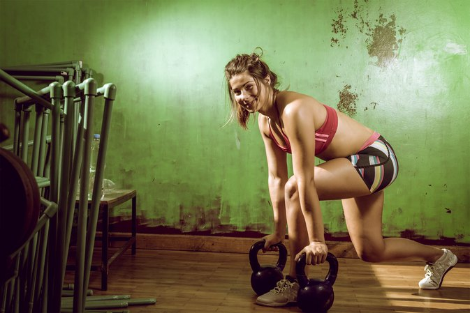 Benefits of Dumbbell Lunges