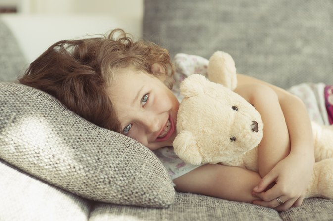 How to Disinfect Children's Stuffed Toys After a Sickness