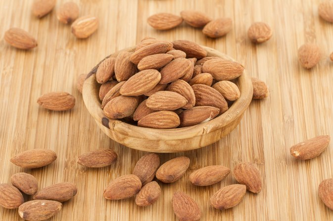 Do Almonds Speed Up Your Metabolism?