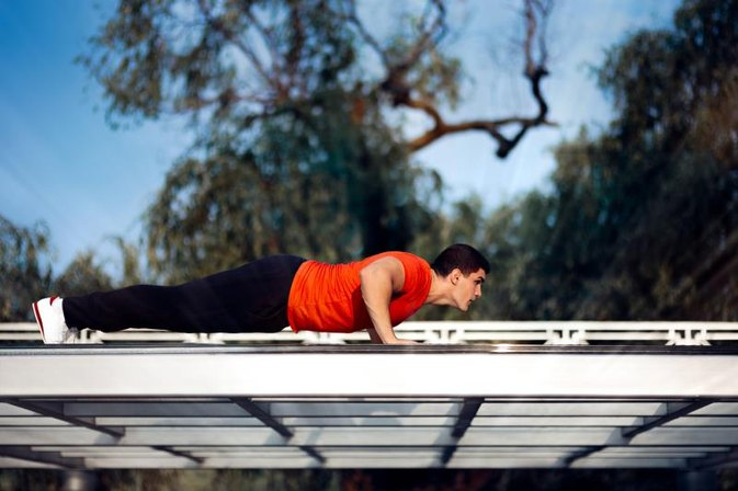 What Are Pseudo Planche Push-Ups?