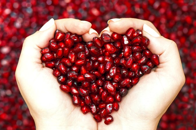Pomegranates and Blood Sugar