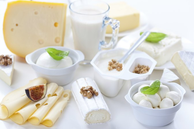 List of Fermented Milk Products