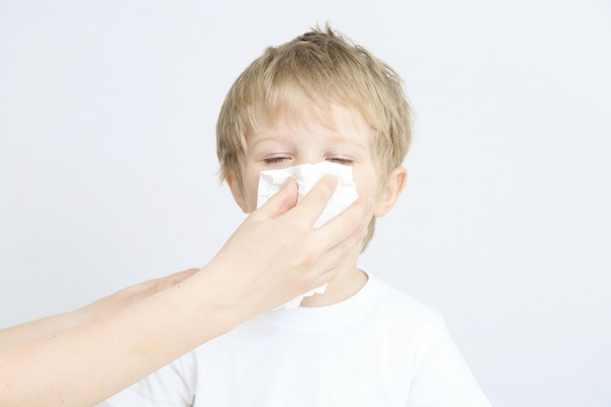 How to Decrease Mucus Drainage in a Toddler