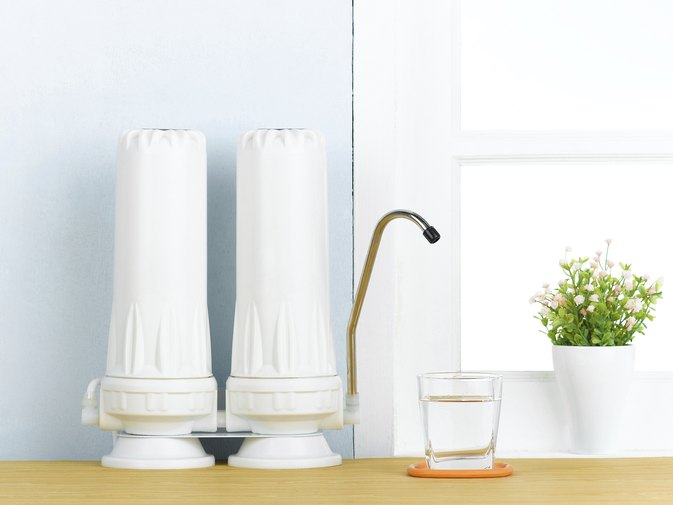 Water Filters That Remove Sodium