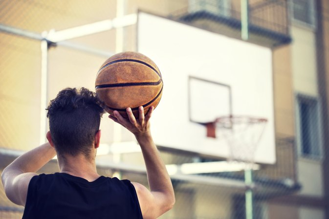 How to Get in the Zone Before a Basketball Game