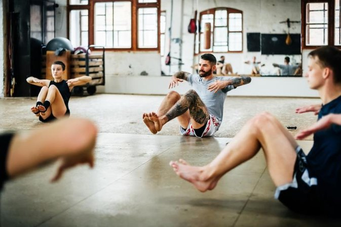 22 Lessons I Learned in a Fitness Program Test Group