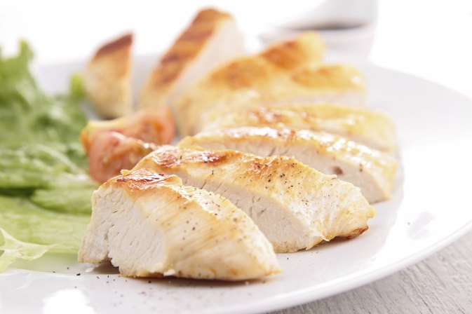 Nutritional Difference of a Chicken Thigh & Breast