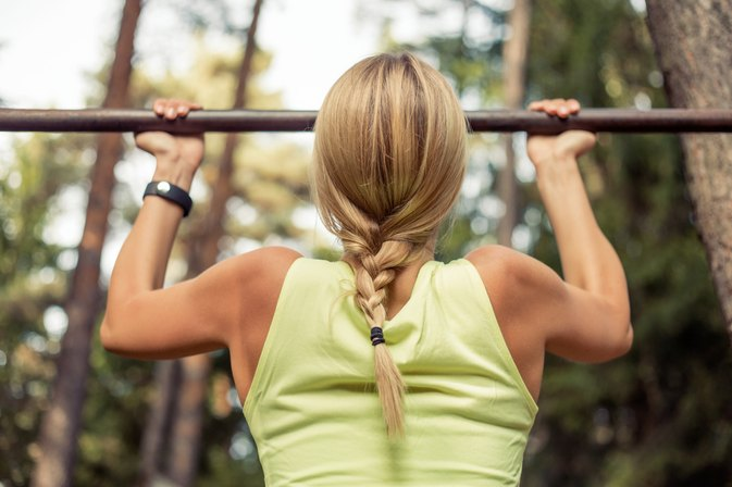 Recommended Chin-Up Repetitions