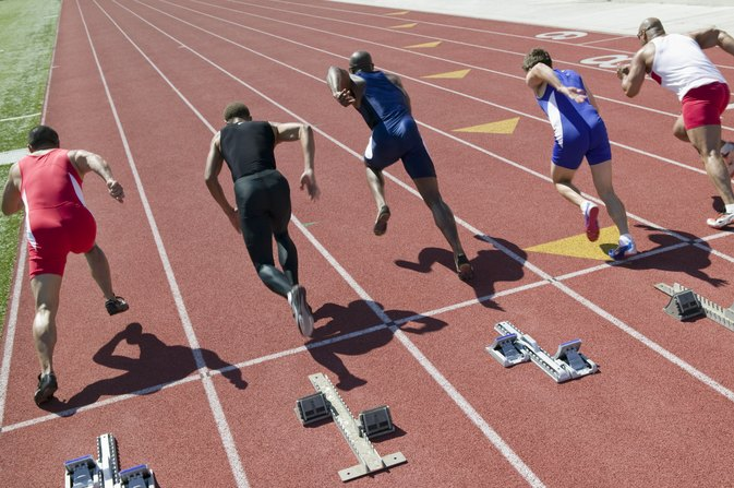 Techniques for Running 800 Meters