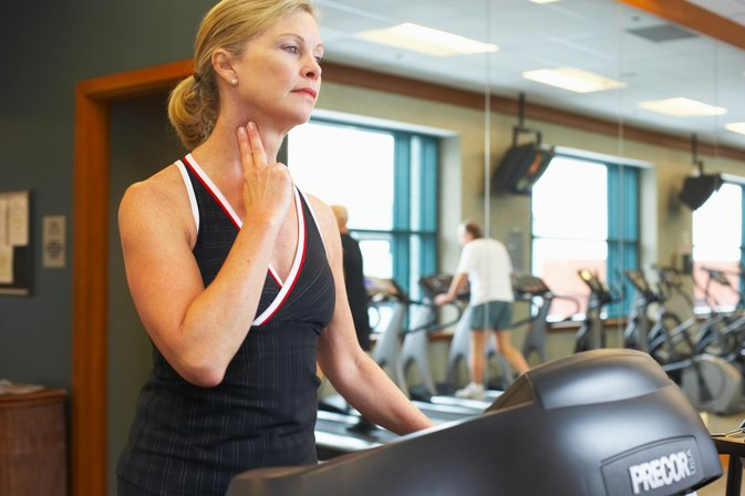 Do I Burn Less Fat if My Heart Rate Is Too High While Exercising?