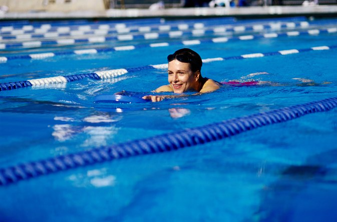how to learn to swim for beginners livestrong com