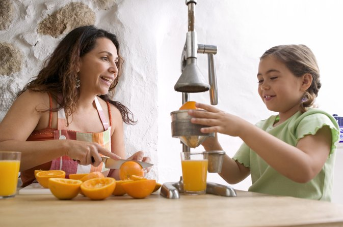 The Advantages of Freshly Squeezed Juice