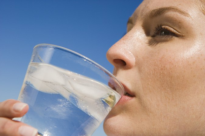 Should You Not Drink Ice Cold Water After Exercise?