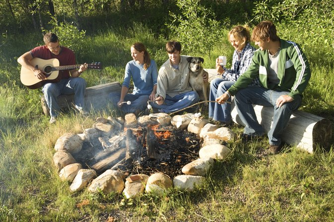 Best Camping Near Columbia, Missouri