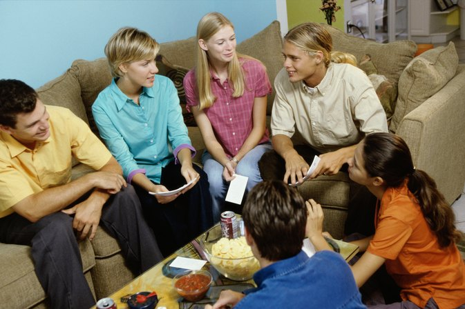 Activities for a Peer Pressure Retreat for Teens