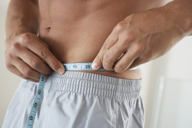A Healthy BMI for Men