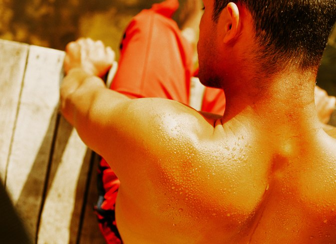 What Are the Causes of Excessive Sweating in Men?