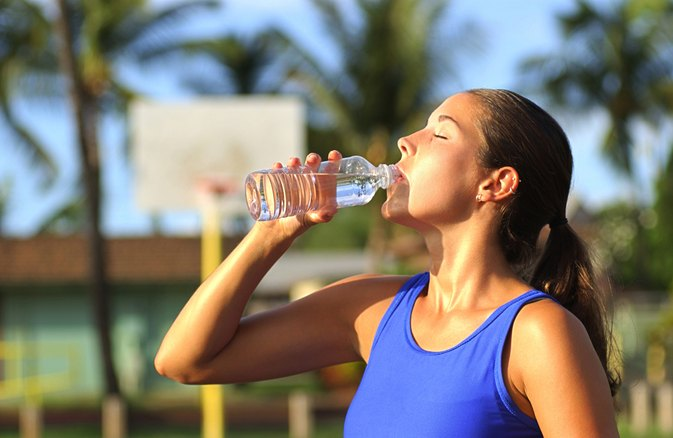 Why Is Water Important in Building Muscle?
