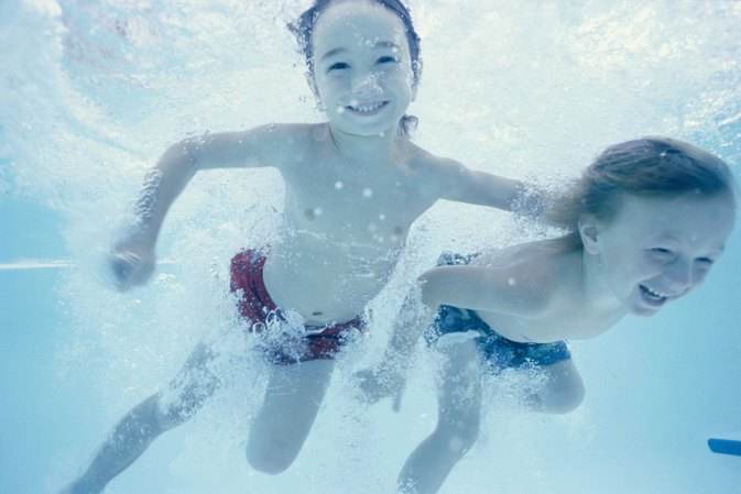 Should a Child Go Swimming When He Has a Chest Cold?