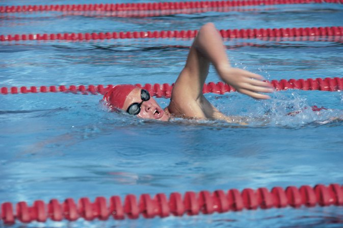 Muscular Strength In Swimming Livestrong