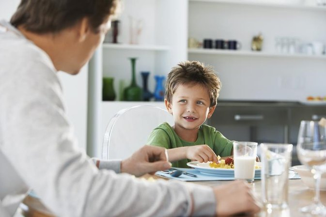 Nutrition for 6-year-old Kids