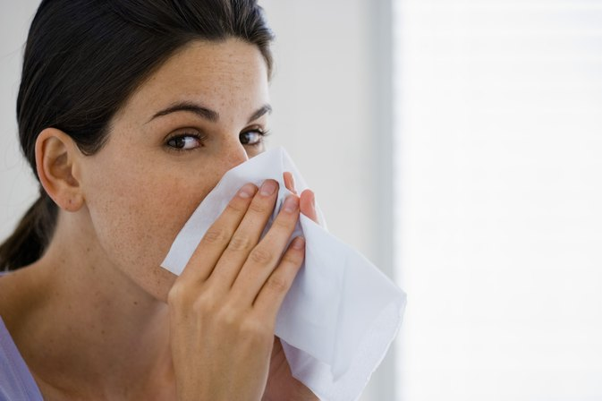 Can Food Allergy Cause Sinus Problems