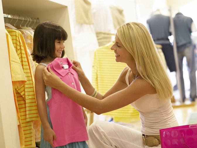 How Much Money Do Parents Spend on Their Kids' Clothes?