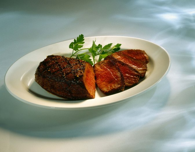 Searing & Baking a Top Sirloin Steak