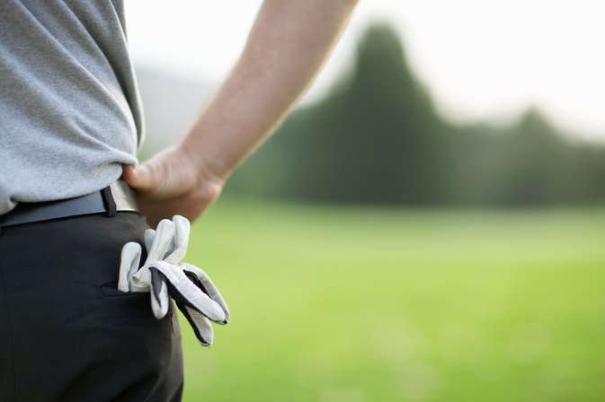 Golf Gloves for Arthritis
