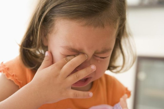 Why Do Toddlers Laugh When Disciplined?