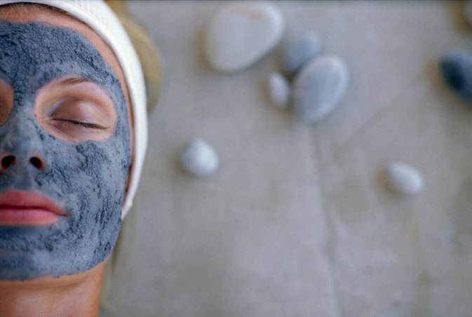 The Effects of Bentonite Clay on the Face