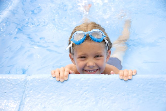 The Best Swimming Goggles for Kids