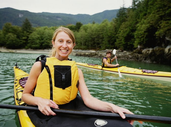 What Kind of Kayak Is Right for Me?