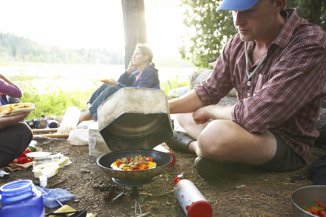 Non Perishable Food for Camping