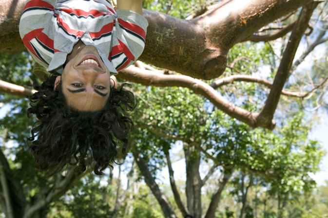 How Hanging Upside Down Affects the Body
