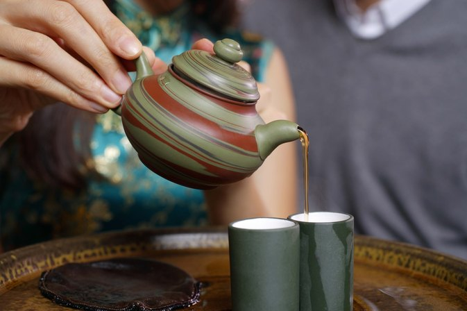 Health Benefits of Ti Kuan Yin Tea
